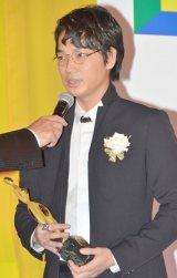 『東京ドラマアウォード2013』授賞式に出席した綾野剛 (C)ORICON NewS inc.