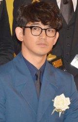 『東京ドラマアウォード2013』授賞式に出席した瑛太 (C)ORICON NewS inc.