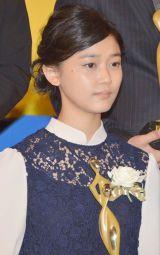 『東京ドラマアウォード2013』授賞式に出席した刈谷友衣子 (C)ORICON NewS inc.