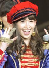 AKB48のこじはるら3人が『TSUTAYA30周年 冬の生誕大感謝祭』キャンペーンのメインキャラクターに (C)ORICON NewS inc.