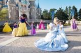 東京ディズニーランドの新プログラム「ディズニー・プリンセス〜ようこそ、リトルプリンセス」 (C)Disney
