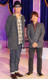 NHKソチ五輪・パラリンピックテーマ曲を初披露したコブクロ (C)ORICON NewS inc.