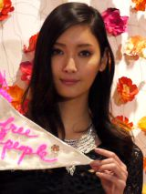『Free People 原宿 オープニングレセプション』に出席した菜々緒 (C)oricon ME inc.