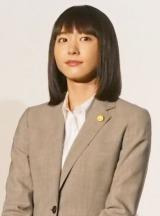 一部プロフィールが修正された黛真知子弁護士を演じる新垣結衣 (C)ORICON NewS inc.
