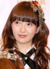 AKB48・佐藤亜美菜、舞台で前歯欠ける