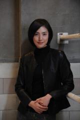 10年ぶりに髪をバッサリ切って来年1月スタートの新ドラマ『緊急取調室』に主演する天海祐希(C)テレビ朝日
