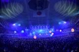 前日との2日間公演で1万8000人を動員=BUMP OF CHICKENの全国ツアー『WILLPOLIS』ファイナル (撮影:古渓一道)