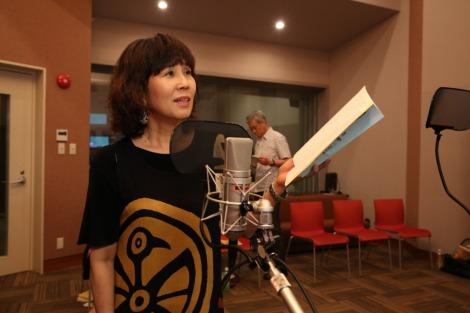映画『BUDDHA2 手塚治虫のブッダー終わりなき旅—』ルリ王子の母役の島本須美