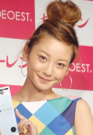 サムネイル ブログで出産を報告した西山茉希 (C)ORICON NewS inc.