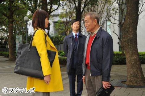 11月6日放送『リーガルハイ』第5話にゲスト出演する國村隼(右)
