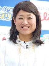 ヒゲの話題に照れ笑い…南海キャンディーズ・しずちゃん (C)ORICON NewS inc.