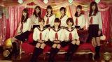 乃木坂46が2期生・堀未央奈(前列中央)センターの新曲「バレッタ」のMVを公開