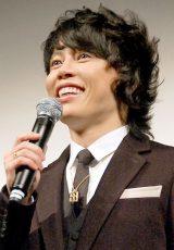 米ドラマシリーズ『レボリューションズ』のBlu-ray&DVDリリース記念イベントに出席した西川貴教 (C)ORICON NewS inc.