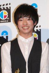 「圧倒的に華があった」と絶賛された『D-BOYSオーディション10th』グランプリに輝いた高校2年生の楡木直也さん(C)ORICON NewS inc.