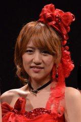 『2013 LIVE FOR LIFE「音楽彩」〜本田美奈子.メモリアル〜』に参加したAKB48の高橋みなみ (C)ORICON NewS inc.