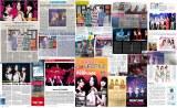 Perfumeのインタビューやニュース記事が世界各地のメディアを賑わせる