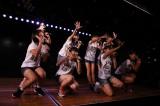 AKB48劇場大島チームK公演の前座として出演したドラフト候補生たち(C)AKS