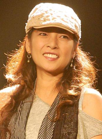 サムネイル ブログで結婚を報告した石井明美 (C)ORICON NewS inc.