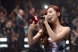 米ニューヨークで『YouTube ミュージックアワード』授賞式に出席した少女時代・ティファニー=FilmMagic for YouTube Music Awards