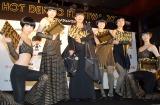 コシノジュンコが加入した新生BiSが初お披露目 (C)ORICON NewS inc.