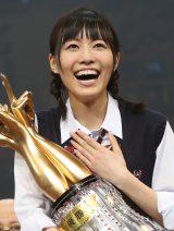 じゃんけん大会で優勝した松井珠理奈がAKB48の34thシングルで初の単独センターを務める