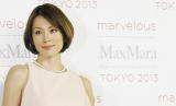 ファッションイベント『Marvelous Max Mara Tokyo 2013』に来場した米倉涼子 (C)oricon ME inc.