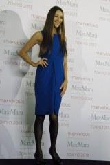 ファッションイベント『Marvelous Max Mara Tokyo 2013』に来場した道端カレン (C)ORICON NewS inc.
