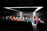 『Marvelous Max Mara Tokyo 2013』2014年春夏コレクション・ファッションショーの様子