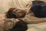 GLAYの新曲「DIAMOND SKIN」のMVで安田顕と濃厚なラブシーンを演じた釈由美子