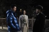 向井理(左)×綾野剛(右)の新ドラマでヒロインを演じる吹石一恵(中央)(C)TBS
