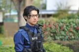 容姿・性格共にクールな、NPSのナンバー2の速田仁を演じる平山浩行=1月スタートのTBS系ドラマ『S(エス)-最後の警官-』(C)TBS