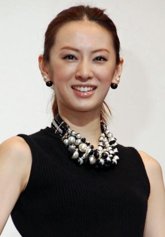 映画『ルームメイト』初日舞台あいさつを行った北川景子 (C)ORICON NewS inc.