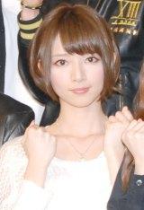 ジャニーズファンの熱に圧倒されていた乃木坂46の橋本奈々未 (C)ORICON NewS inc.
