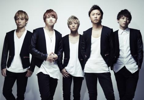 来年1月15日にメジャーデビューするDa-iCE(写真左から岩岡徹、花村想太、和田颯、大野雄大、工藤大輝)