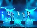 ライブステージでメジャーデビュー曲を発表したDa-iCE