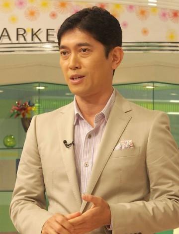 TBS系『はなまるマーケット』記者会見に出席した薬丸裕英 (C)ORICON NewS inc.