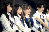 AKBに「生意気が必要」という大島優子(左から2人目)は小6コンビを指名(撮影:鈴木かずなり)