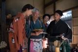 連続テレビ小説『ごちそうさん』第7週より近藤正臣が登場。め以子は食材をとことん使い切る「始末の精神」を学ぶ(写真は11月13日放送の第39回より)(C)NHK