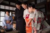 連続テレビ小説『ごちそうさん』(左から)宮崎美子、東出昌大、杏、高畑充希(写真は11月16日放送の第42回より)(C)NHK