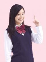 新『キットカット』受験生応援キャラクターに決定した現役高校・桜井美南