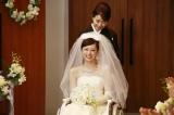 映画『抱きしめたい』で主演を務める北川景子の花嫁姿