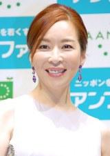 『第7回アンチエイジング大賞』を受賞した真矢みき (C)ORICON NewS inc.
