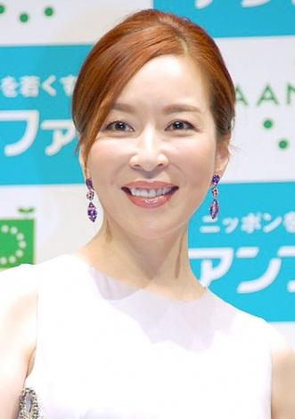 サムネイル 『第7回アンチエイジング大賞』を受賞した真矢みき (C)ORICON NewS inc.