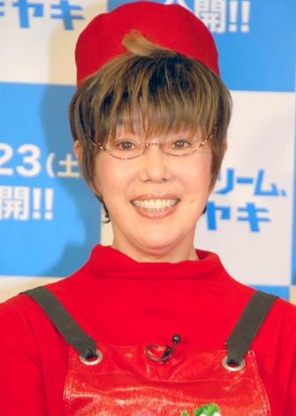 映画『ジ、エクストリーム、スキヤキ』の公開直前大ヒット祈願イベントに出席した平野レミ (C)ORICON NewS inc.