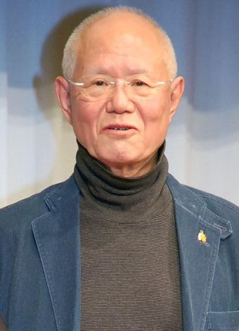 漫画『ゴルゴ13』生誕45周年を祝う会に出席したちばてつや氏 (C)ORICON NewS inc.