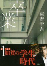 「加賀恭一郎シリーズ」第1弾作品『卒業』(1989年5月15日発売・講談社)