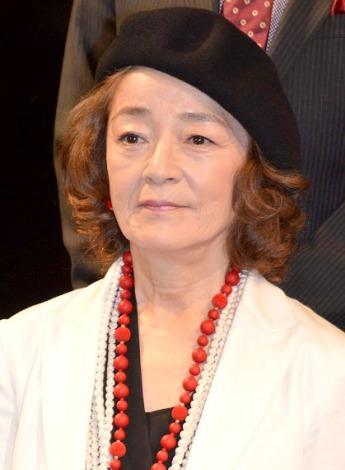 映画『すべては君に逢えたから』のジャパンプレミアに出席した倍賞千恵子 (C)ORICON NewS inc.