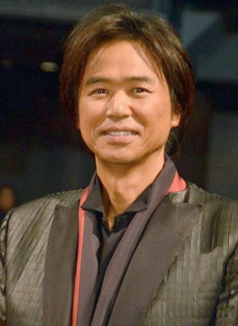 映画『すべては君に逢えたから』のジャパンプレミアに出席した時任三郎 (C)ORICON NewS inc.
