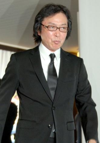 島倉千代子さん葬儀・告別式に参列した新沼謙治 (C)ORICON NewS inc.