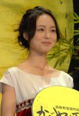 『かぐや姫の物語』女性限定満月イベントに出席した朝倉あき (C)ORICON NewS inc.
